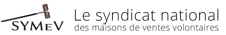Symev | Syndicat national des maisons de vente volontaire