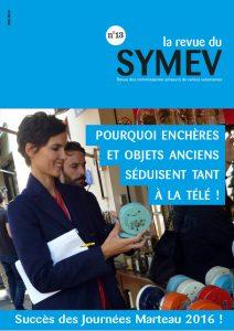 Couv Revue du Symev 13