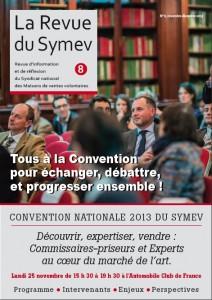 Revue du Symev n°8 - Couverture