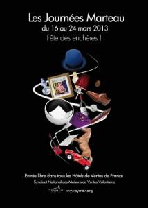 Affiche Journees Marteau 2013