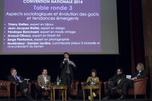 SYMEV - Convention Nationale 2013 : Table ronde 3