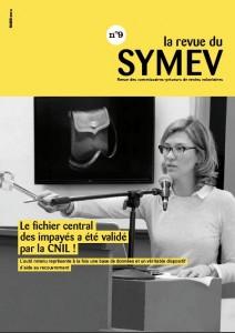 Revue du Symev n°9 (couv)