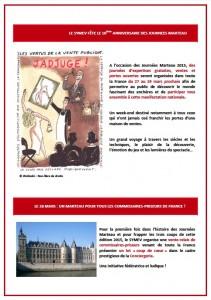 Journees Marteau - illustraton