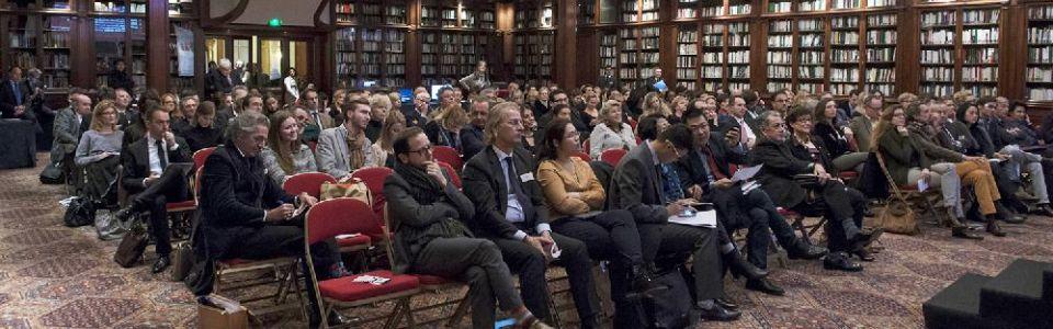 Convention nationale 2014 du Symev  : 400 commissaires-priseurs et experts réunis pour relever les nouveaux défis du marché de l'art.